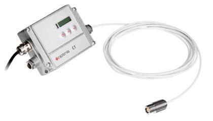 Optris CT 1M / 2M para mediciones de altas temperaturas en metal